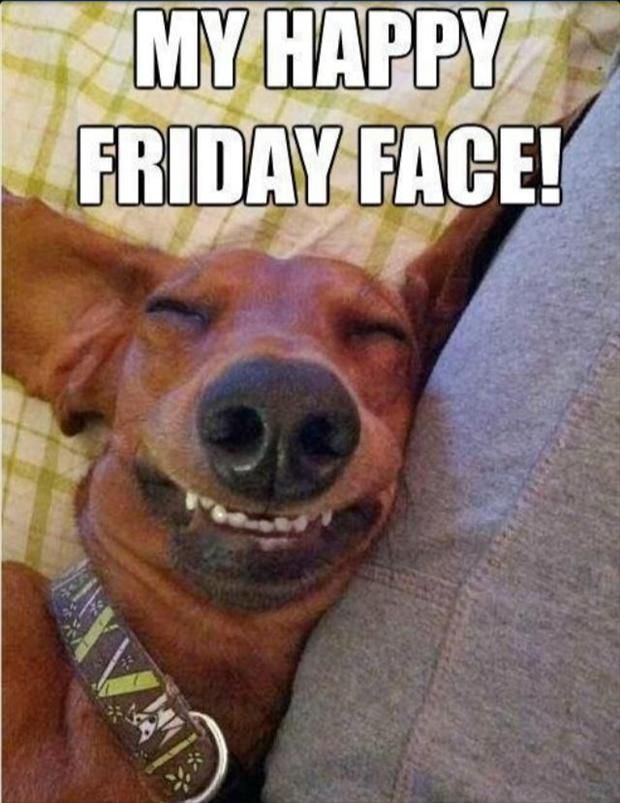 Smile – It's Friday! « aromaticcoffees