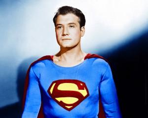 THE ADVENTURES OF SUPERMAN, George Reeves, 1951-57