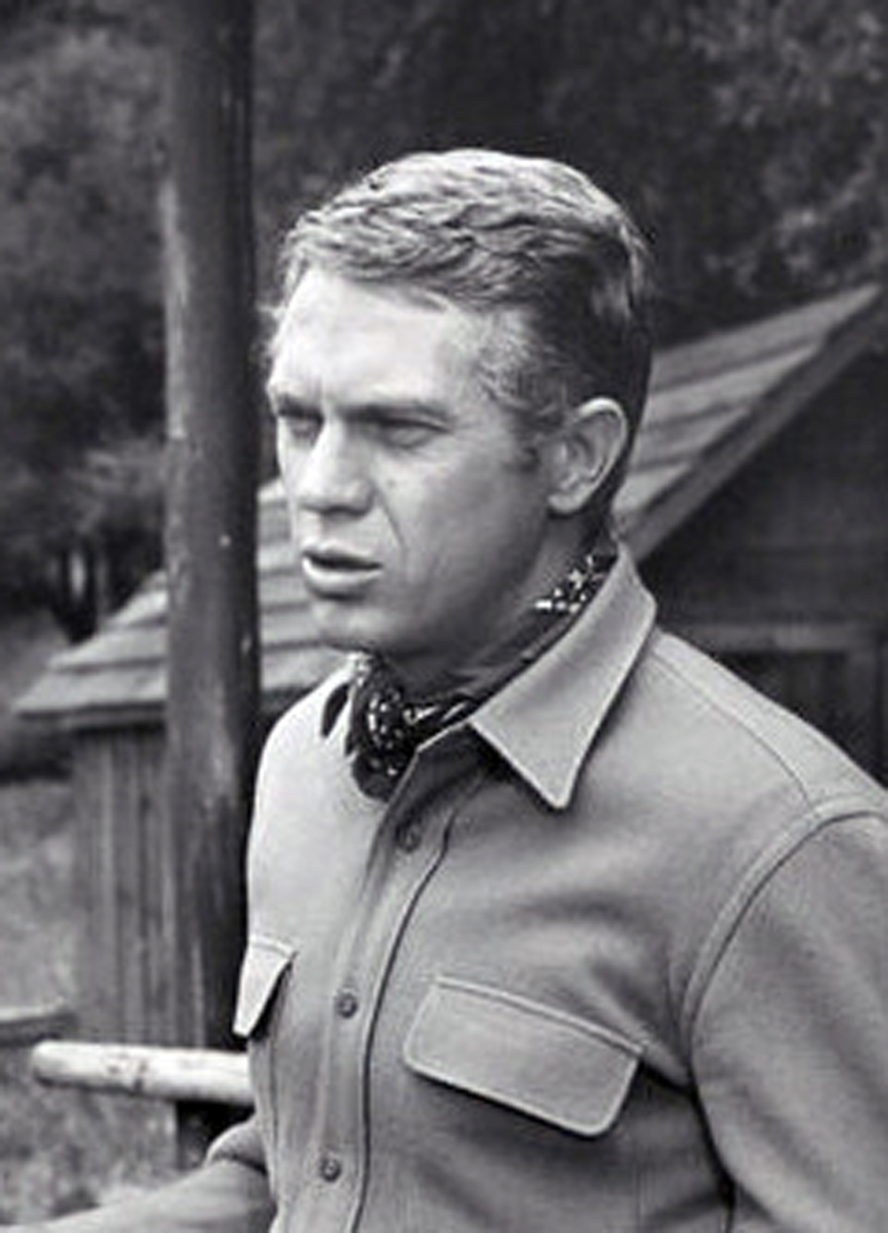 steve mcqueen films. Black Bedroom Furniture Sets. Home Design Ideas