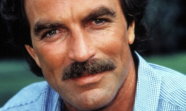 Tom Selleck as Magnum PI
